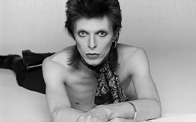 Terry O´Neill-David Bowie Pinup