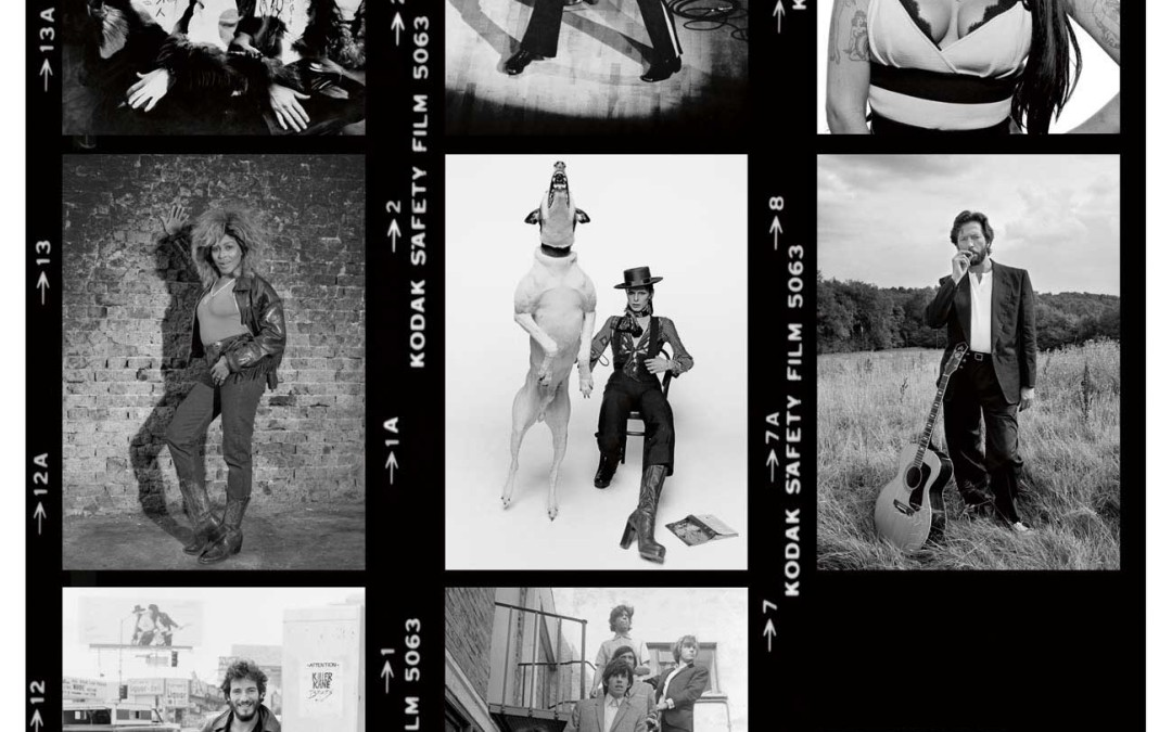 "Terry O'NEILL'S ""ROCK 'N' ROLL"" ALBUM"