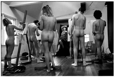 "USA. New York. East Hampton. 1983. From ""Personal Exposures"". © Elliott Erwitt/Magnum Photos"