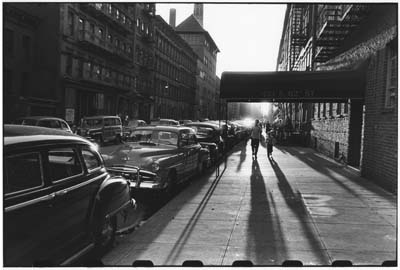 USA. New York City. 1953. ©Erwitt/Magnum Photos