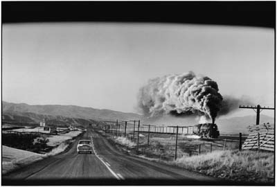 Elliott Erwitt, Snaps, Wyoming,1954, ©Erwitt/Magnum Photos