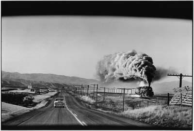 Elliott Erwitt, Snaps, Wyoming,1954