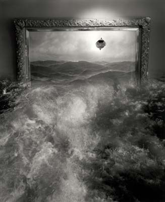 GSH, Jerry N. Uelsmann, Untitled