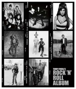 "Book by Terry ONeill '""Rock' n 'Roll Album"""