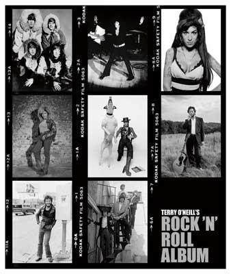 """Buch von Terry ONeill' """"Rock 'n ' Roll Album"""""""