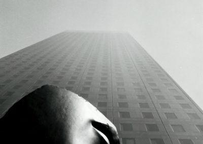 Jan-Oliver Wenzel, Paris Head_1990