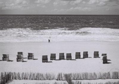 Jan-Oliver Wenzel, Sylt At the Beach I 2004