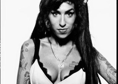 Terry O'Neill, Amy Winehouse 2008