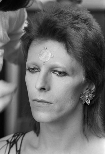 Terry O'Neill, David Bowie - Ziggy close up, Galerie Stephen Hoffman - Munich (Germany)