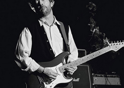 Eric Clapton - On Stage