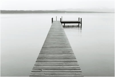 Jan-Oliver Wenzel, Catwalk_Lake_Starnberg_4-23bg