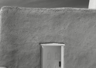 Jan-Oliver Wenzel,Door, St. Francis Church, Ranchos de Taos, New Mexico, 2010