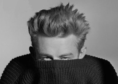 Phil Stern, James Dean sweater
