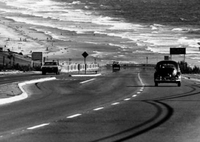 Dennis Stock, -San Diego Coastline-1968