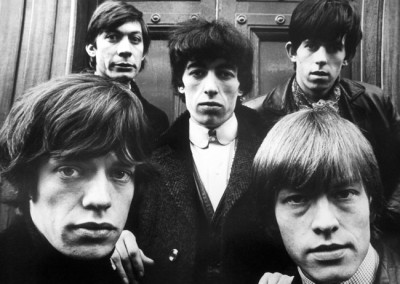 Terry O'Neill, The Rolling Stones - Galerie Stephen Hoffman - Munich