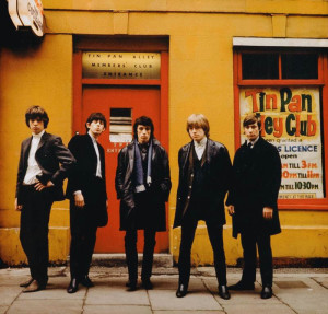 Terry O'Neill, Rolling Stones, Tin Pan Alley