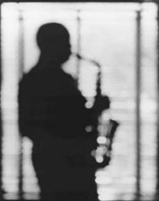 William Claxton, Charlie BIRD Parker 1951