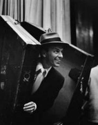 William Claxton,, Frank-Sinatra 1955