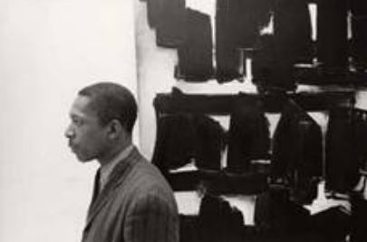 Claxton, William, John Coltrane NY 1960