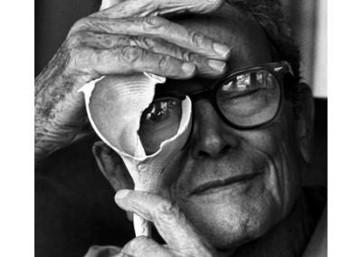 GSH - Nomi Baumgartl Portrait von Andreas Feininger