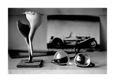 GSH - Nomi Baumgartl, Brille von Andreas Feininger