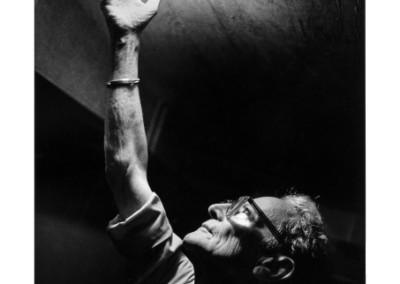 GSH - Nomi Baumgartl, Portrait von Andreas Feininger