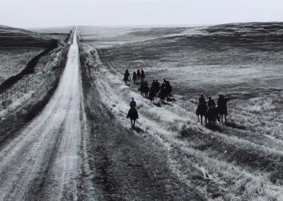 Ernst Haas Horses 5