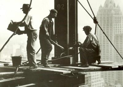 Hine, Construction