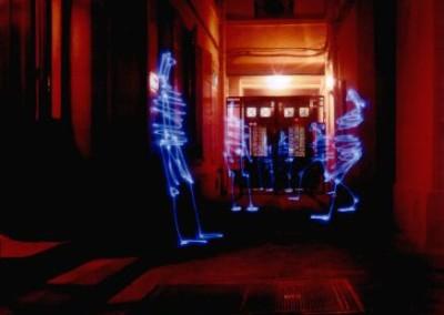 ALEXANDRE DURAND, la cour, 2003
