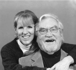 Cara Weston mit ihrem Vater, dem Fotografen Cole