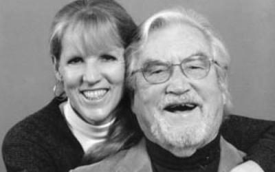 Cara Weston mit ihrem Vater, dem Fotografen Cole Weston