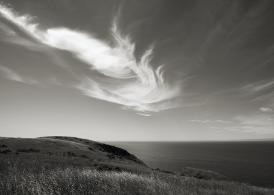 GSH, Cara Weston, Clouds over Northern California