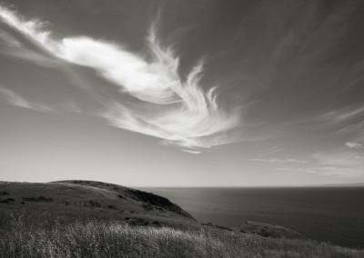 GSH, Cara Weston, Clouds over Northern California