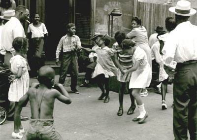 Helen Levitt, Harlem, 1940 - GSH