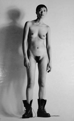 Helmut Newton, Big Nude Yuko