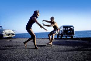 USA. Pacific Palisades, California. 1964. ©Elliott Erwitt / MAGNUM PHOTOS