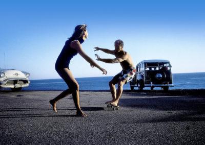 Elliott Erwitt, USA. Pacific Palisades, California. 1964. ©Elliott Erwitt / MAGNUM PHOTOS - Galerie Stephen Hoffman