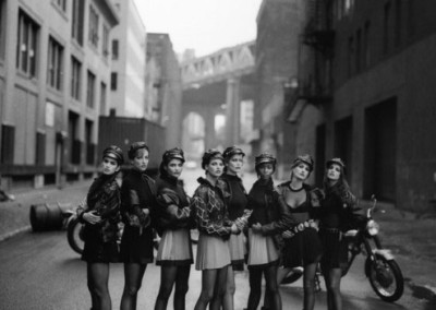 Peter Lindbergh, wild ones