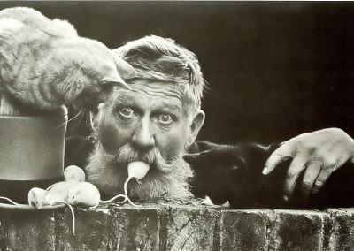 Don McCullin, Mouse man