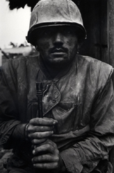 Don McCullin, Shellshocked  Marine