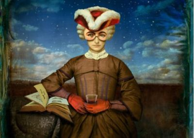 Maggie Taylor, A little night reading