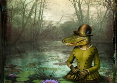 Maggie Taylor, Alligator women