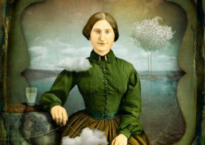 Maggie Taylor, The landscaper
