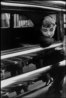 Dennis Stock, PAR82650 - Audrey Hepburn during Sabrina, 1954