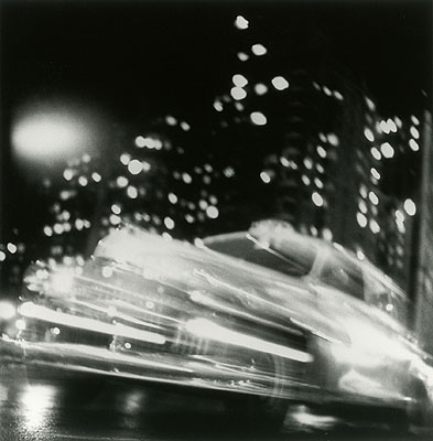 TED  CRONER, Taxi - New York - 1947
