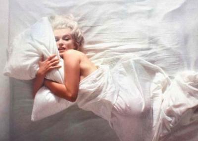 "Douglas Kirkland, ""One Night with Marilyn, 1961"", Marilyn Monroe - GSH"