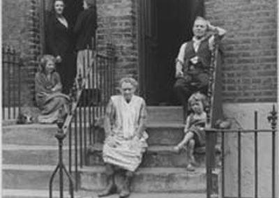 Ellen Auerbach, Slums, GSH Muenchen