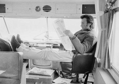 Terry O´Neill, Clint Eastwood, Galerie Stephen Hoffman - Munich