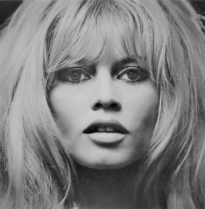 Douglas Kirkland, Brigitte Bardot - 1965, GSH