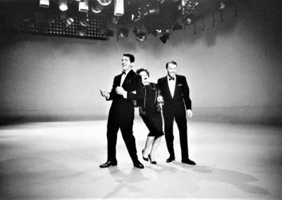 Douglas Kirkland, Dean Martin, Judy Garland and Frank Sinatra - 1961, GSH